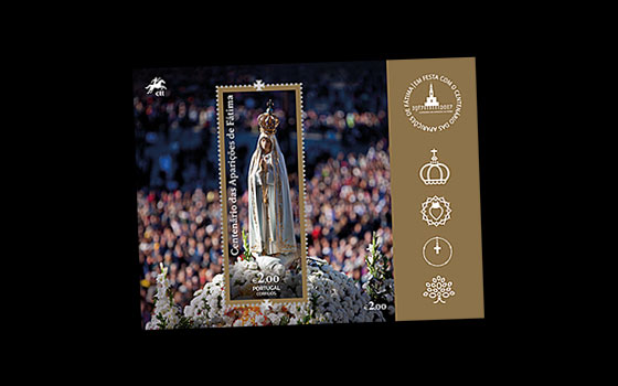 Centenary of the Fátima Apparitions SI