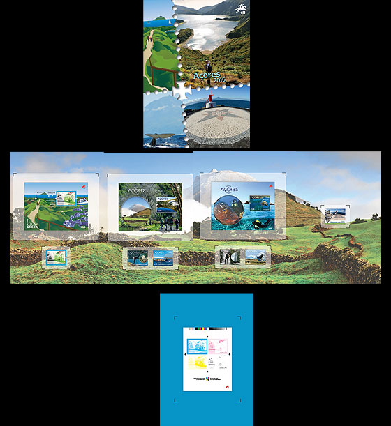 Annual Product 2016 (Azores) Set