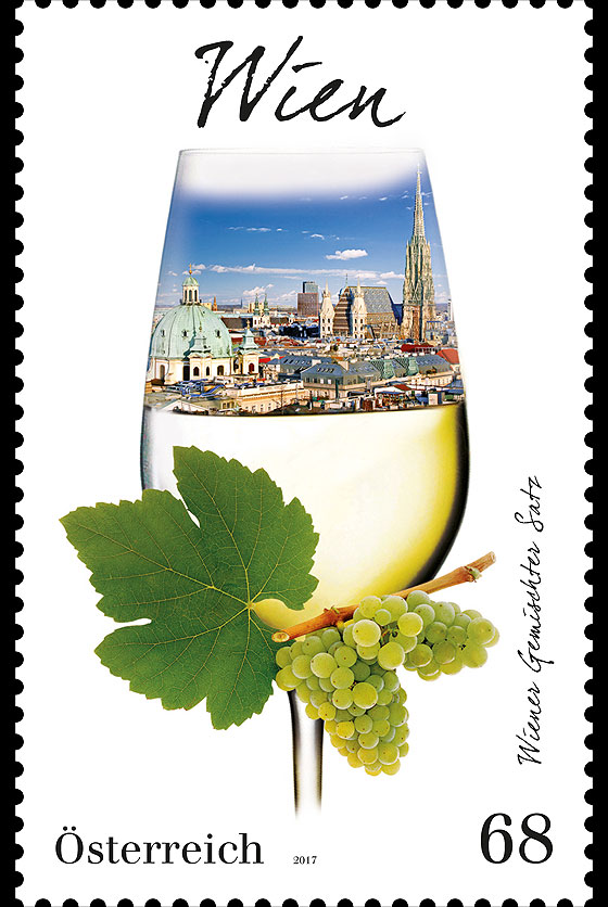 Austrian Wine Regions - Vienna Set