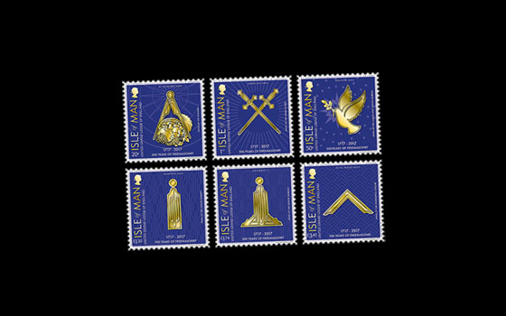 300 Years of Freemasonry SI