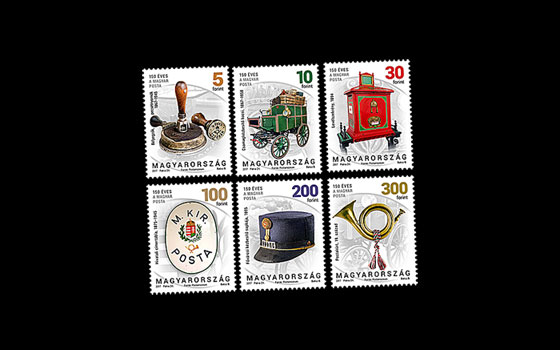 Postal History 2017- Definitive Stamp Series SI