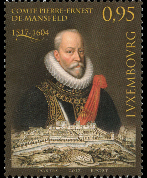 500th Anniversary of Count Peter-Ernest von Mansfeld Set
