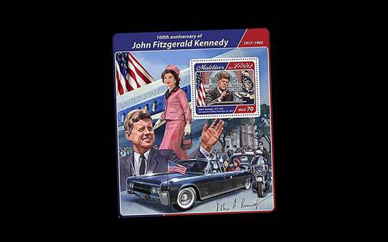 100th anniversary of John Kennedy