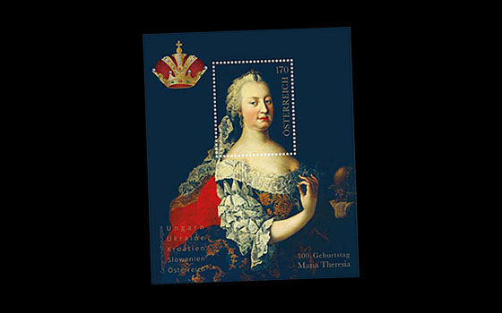 300th Anniversary of the Birth of Maria Theresa