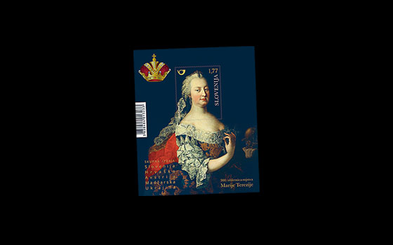 Maria Theresa - 300th Anniversary of her Birth SI