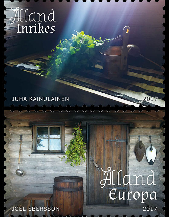 Sauna traditions, joint issue with Finland Set