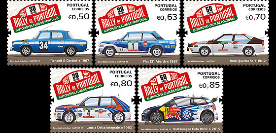 Rally de Portugal - 50th Anniversary Set