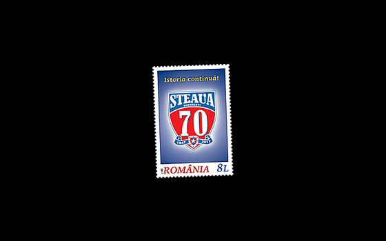 Steaua, 70 years since the founding SI