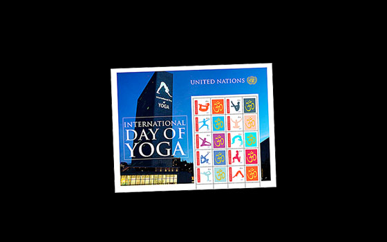 International Day of Yoga SI