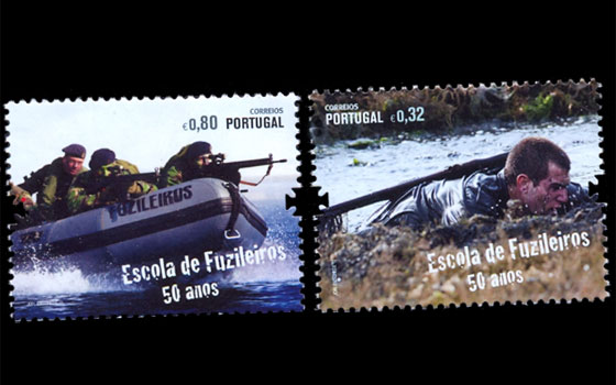 50 Years -Portuguese Marine Corps SI