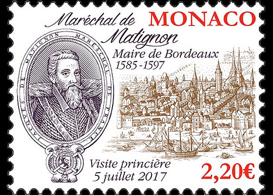 Marshal of Matignon - (Set Mint) Set