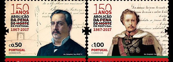 150 Years Of The Abolition of the Death Penalty in Portugal Set