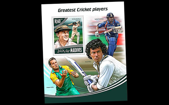 Greatest Cricket Players SI