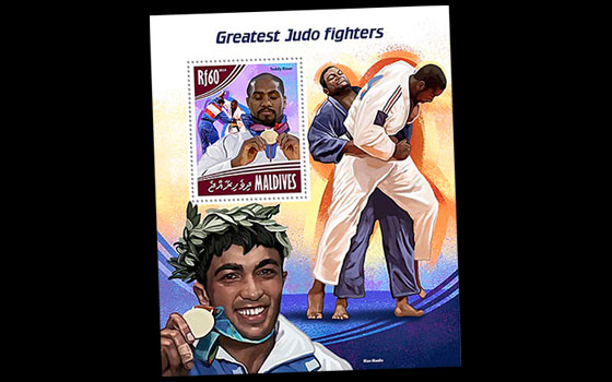Greatest Judo Fighters SI