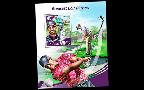 Greatest Golf Players SI