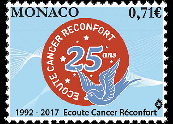 25th Anniversary of Ecoute Cancer Reconfort - (Set Mint) Set