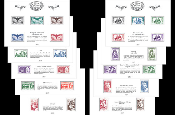 Treasures of Philately 2017 Collectibles