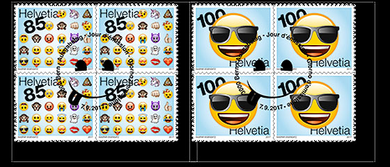 Emoji - (Block of 4 CTO) Block of 4 CTO