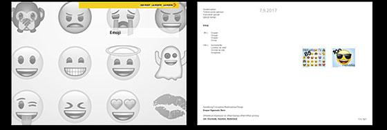 Emoji - (SF Mint) Special Folder