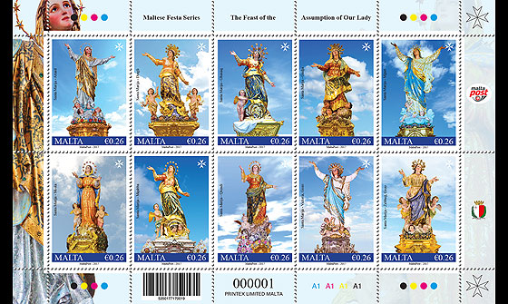 Maltese Festa Series - The Assumption Of Our Lady 2017 Set