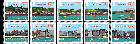 Guernsey Coasts Set
