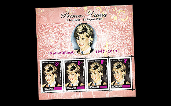 Princess Diana, In Memoriam, 20 years SI