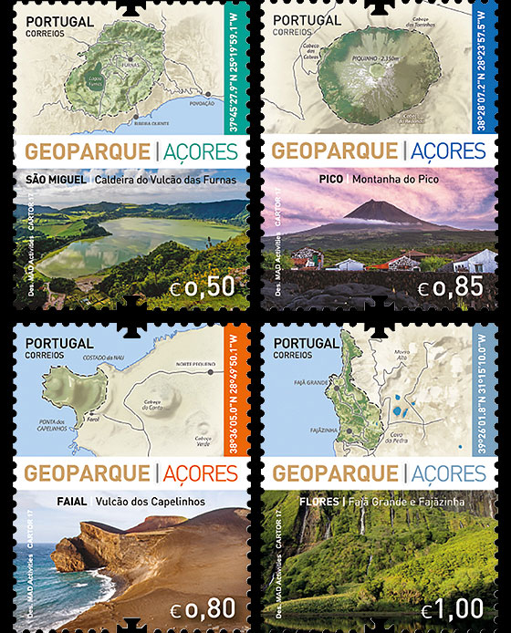 Geopark - Azores Set