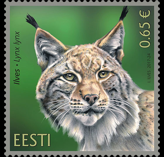 Estonian Fauna - The Lynx Set