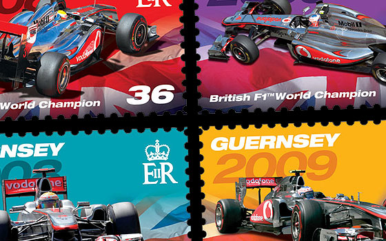 British Formula 1 World Champions (part 2) SI