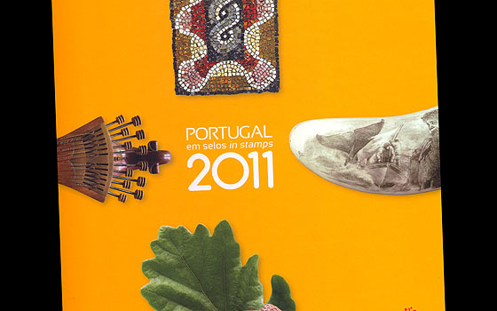 Portugal in Stamps 2011