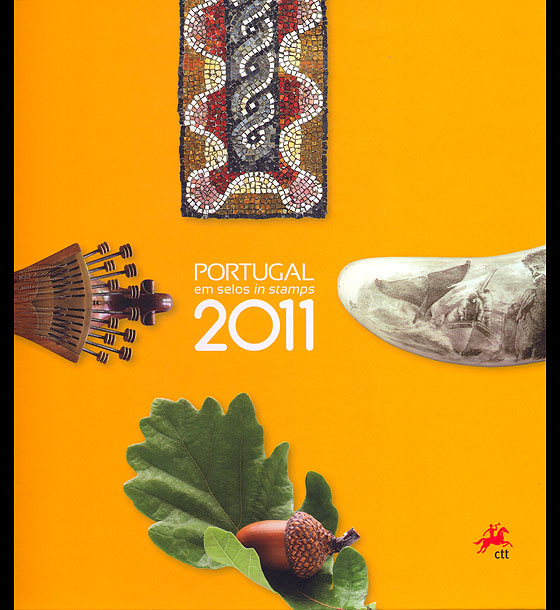 Portugal in Stamps 2011 Annual Product