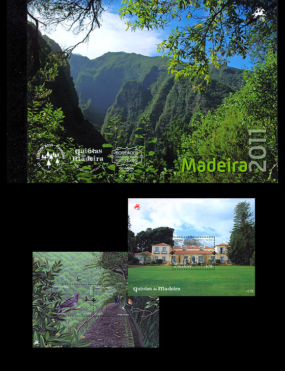 MADEIRA 2011 (MS Booklet) Annual Product