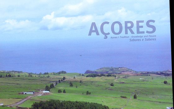 Azores Knowledge and Flavours