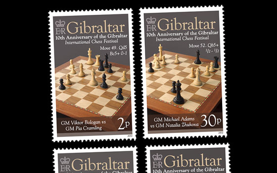 Gibraltar Chess festival 10th Anniversary SI