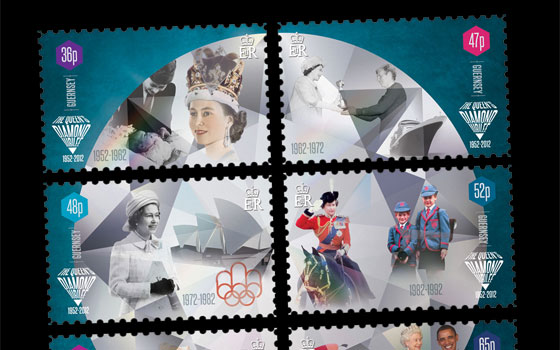 The Queen's Diamond Jubilee SI