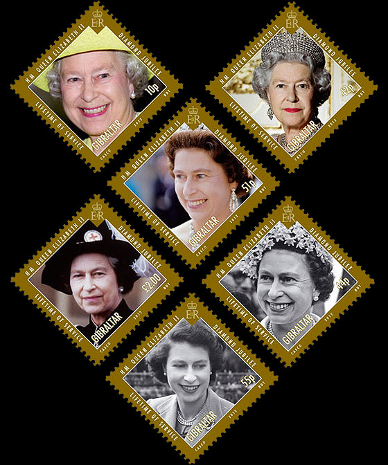 Diamond Jubilee Set