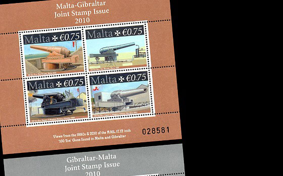 Gibraltar-Malta Joint Issue SI