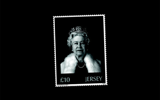 Diamond Jubilee £10 hologram SI