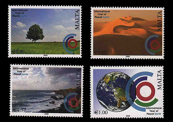 International Year of Planet Earth Set