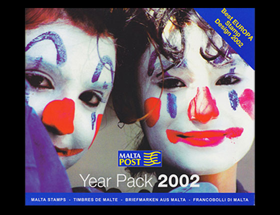 Year Pack 2002 Year Collections