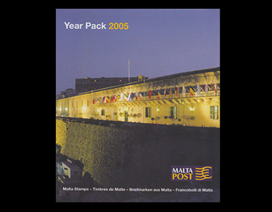 Year Pack 2005 Year Collections