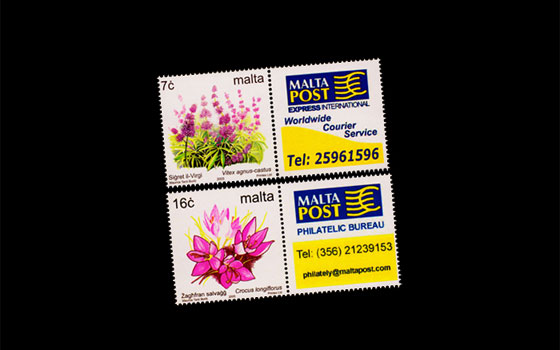 Personalised Stamps SI