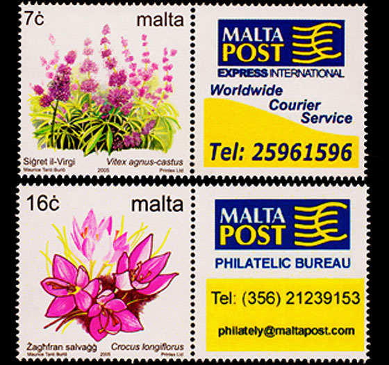 Personalised Stamps Set