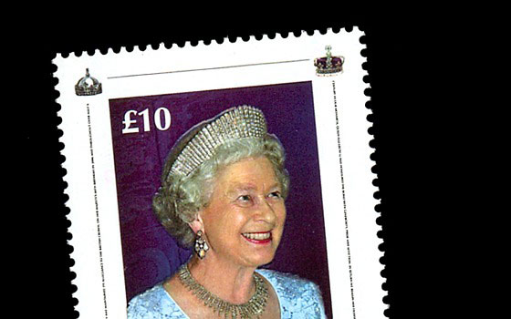 £10 - HM QE II 80th Birthday SI
