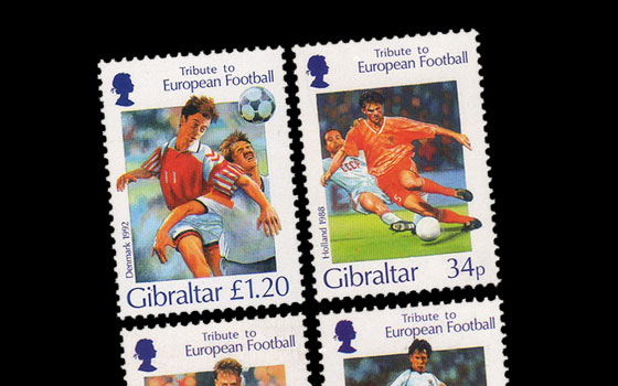 Tribute to Euro Football SI