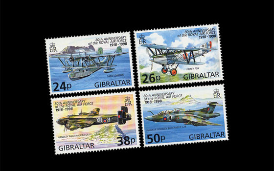 80th Anniversary of the RAF SI