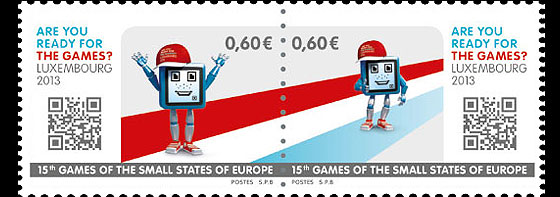 Games Of The Small States Of Europe 2013 Set