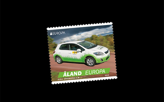 Europa- Postal Vehicle SI