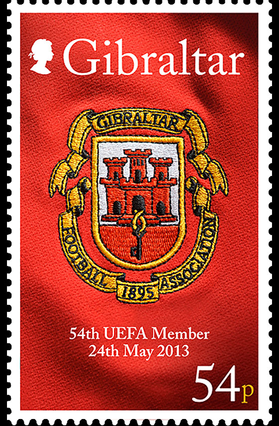 54th Member Of UEFA Set