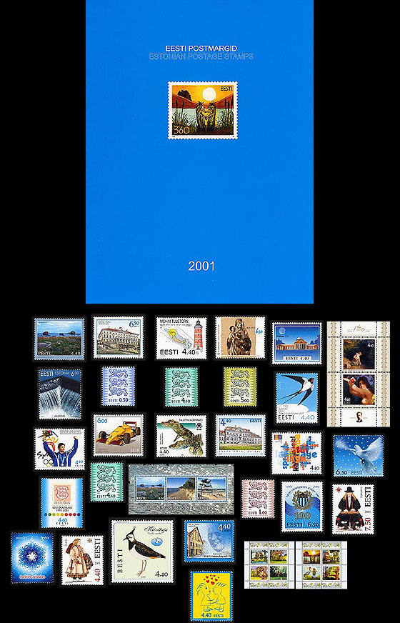 Year Set 2001 Year Collections